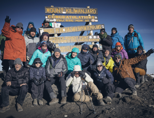 Josh Climbs Mount Kilimanjaro in Luxury with Abercrombie & Kent